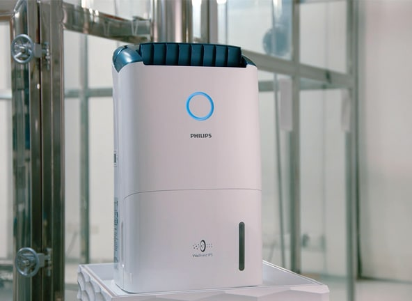 Déshumidificateur et purificateur d'air Philips 2-en-1