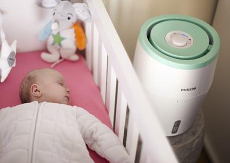 Luchtbevochtiger: verhoog je luchtvochtigheid | Philips