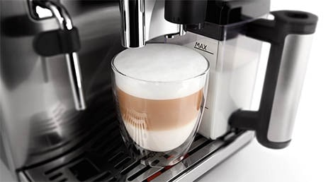 Saeco introduceert de gepatenteerde Latte Perfetto-technologie in 2012