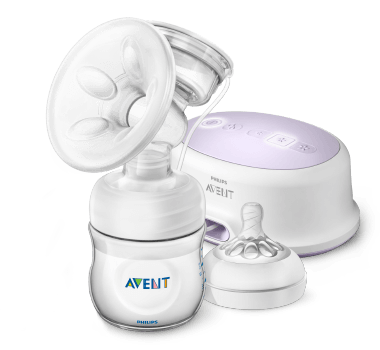 Tire-lait électrique simple Philips Avent