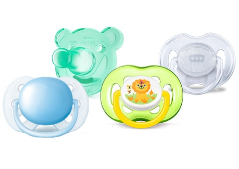 Assortiment fopspenen Philips Avent