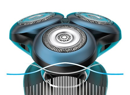 Philips Shaver Series 7000 BeardAdapt-sensor