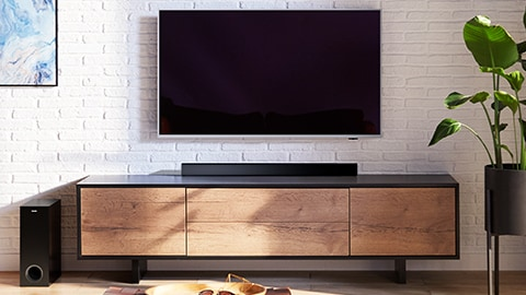 Philips TV-Soundbar