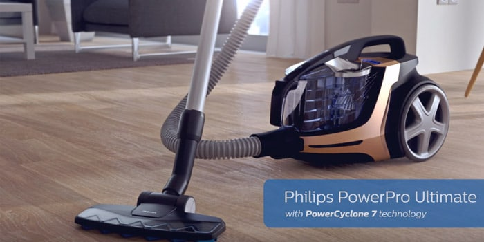 Philips Ultimate Bagless Cylinder Vacuum Cleaner