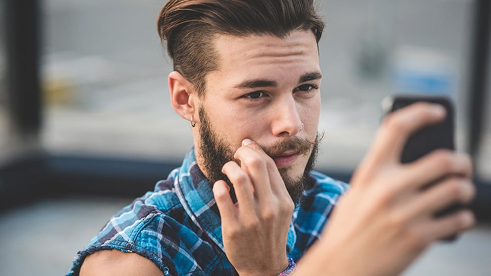 How to nail the moustache trend
