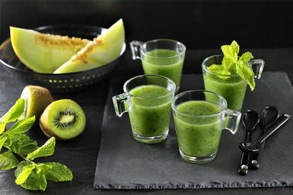 Le smoothie Green Power - Slowjuicer