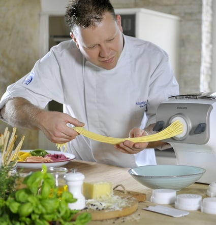 Philips Chef pastamachine