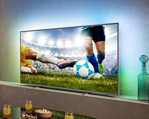 Philips Ambilight TVs