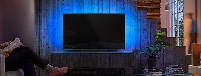 Ambilight TV | Meeslepende TV-ervaring | Philips