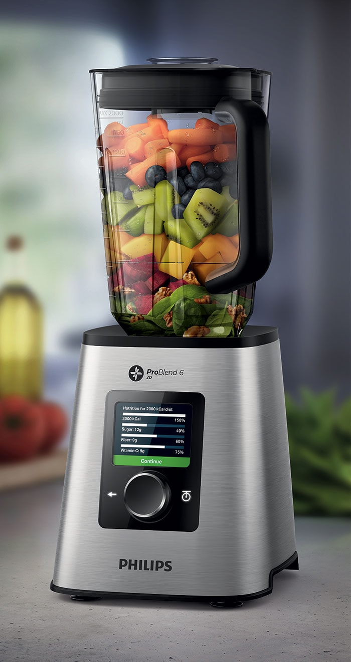 Philips Highs-speed Connected Blender HR3666