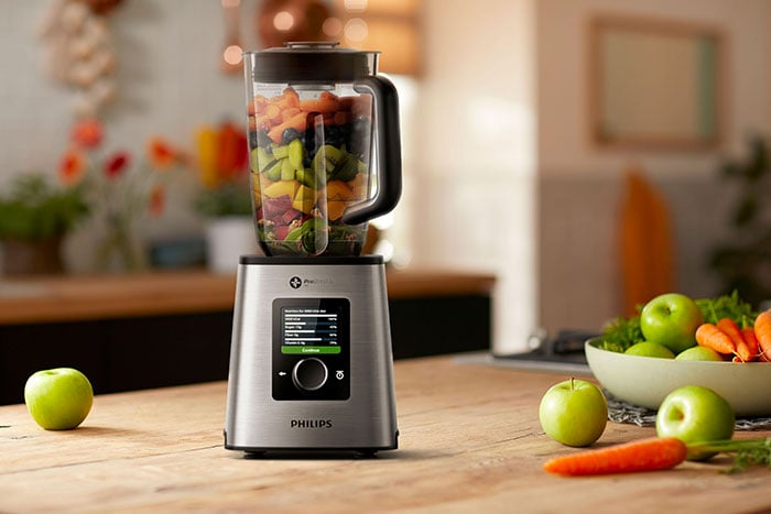 Philips High Speed Connected Blender – meet your personal nutrition coach
