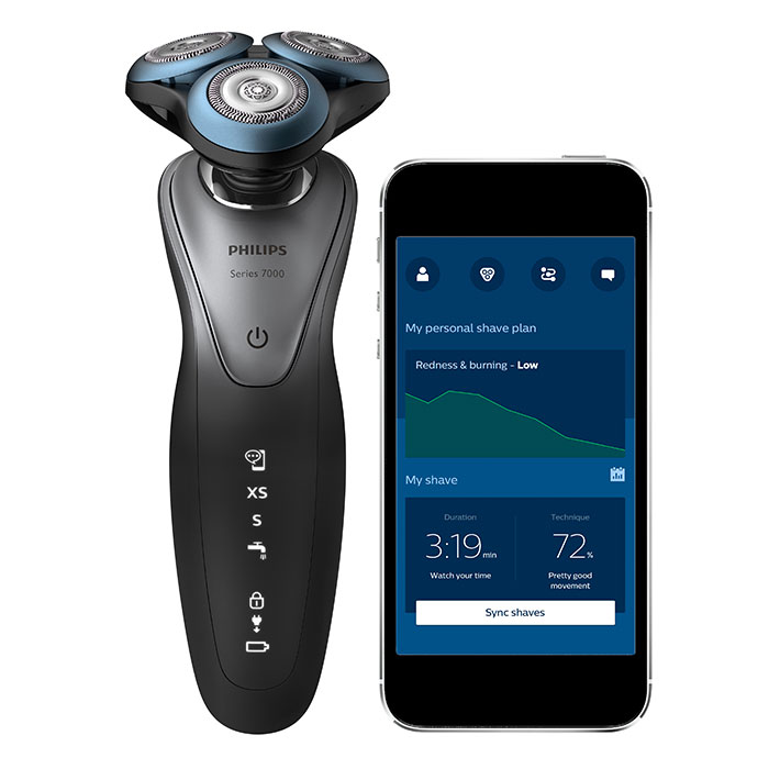 The Philips Shaver Series 7000