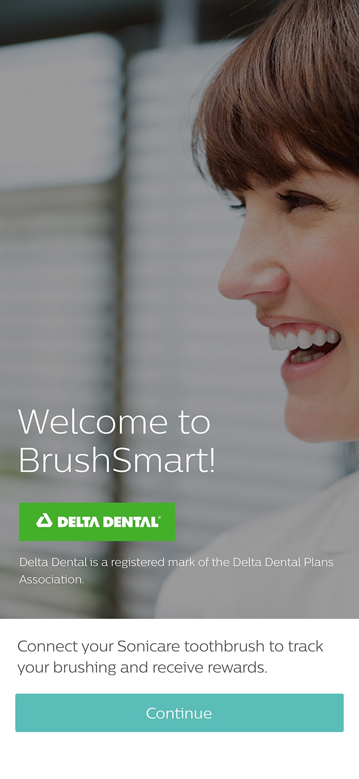 Philips and DeltaDental of California's BrushSmart program
