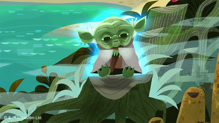 Download image (.jpg) Philips Disney Ambient Experience Yoda